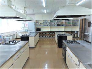 料理教室(2階)